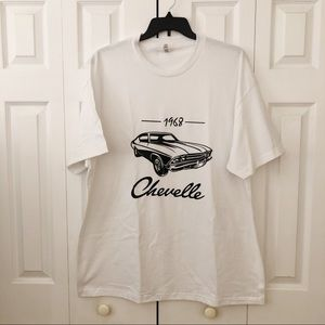 Other - 1968 Chevelle Graphic T-shirt 2XL NWOT